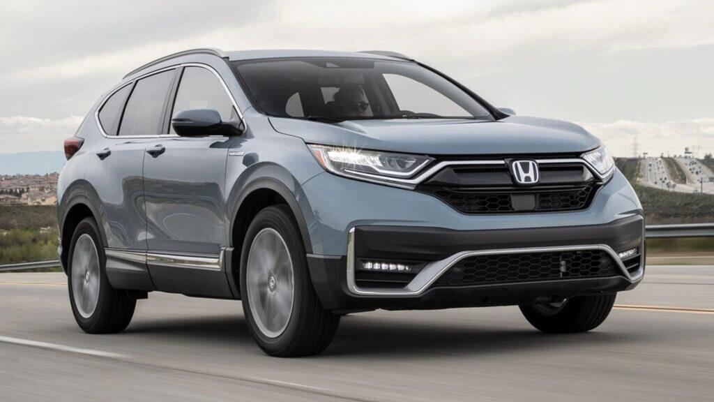 Honda CR-V SUV hybride